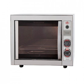 Forno Elétrico Crystal Inox Advanced Layr
